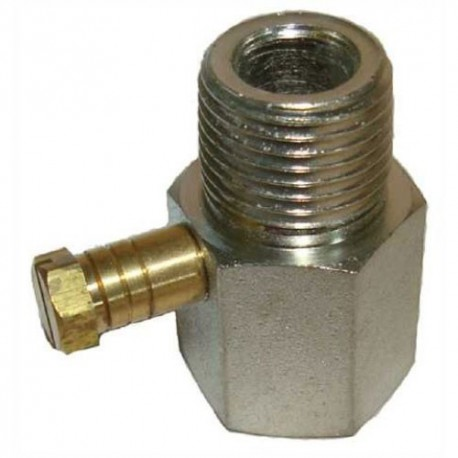 "Test Point Adaptor 1-2"" Male BSPT x 1-2"" Female BS"