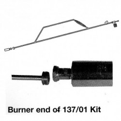 137-01 1 Burner Extended Torch Kit for Propane