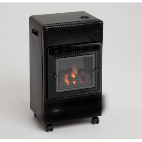 Lifestyle Living Flame Calor Gas Heater