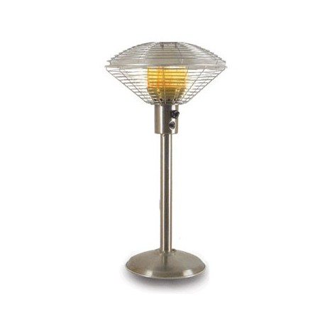 Sahara Stainless Steel Tabletop Patio Heater