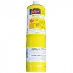 Bullfinch 399g MAP Pro Gas Disposable Cylinder