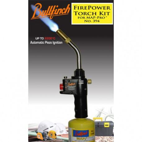 Bullfinch Firepower Torch Kit For Map Pro