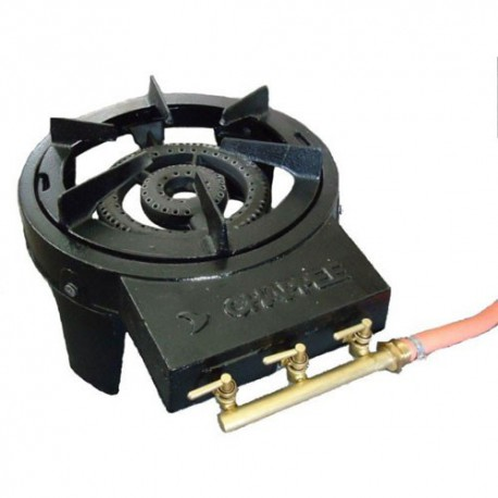 9.2kw Gas Triple Burner Boiling Ring