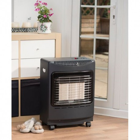 Lifestyle Mini Black Calor Gas Heater