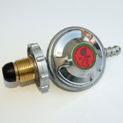 Low Pressure Propane Regulator With Hand Wheel