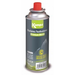 Kampa 227g Butane Gas Cartridge Per/4