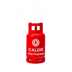 Calor Gas Propane Refill 6Kg