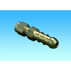 "Nozzle Adaptor 1/4"" Copper"