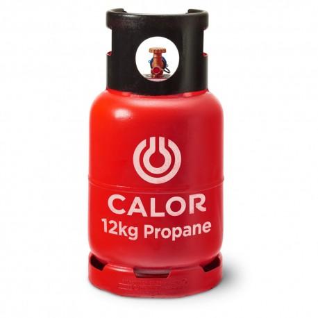 Calor Gas Propane Refill 12kg FLT