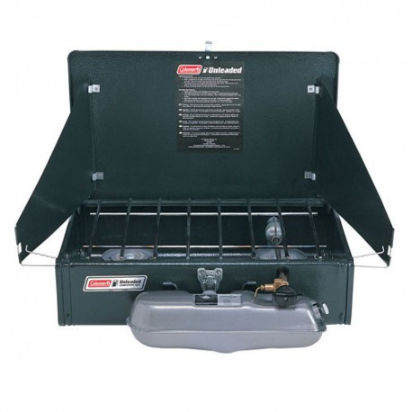 Unleaded 2 Burner Stove By Coleman