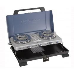 Campingaz Series 400 ST 2 Burner Stove & Toaster