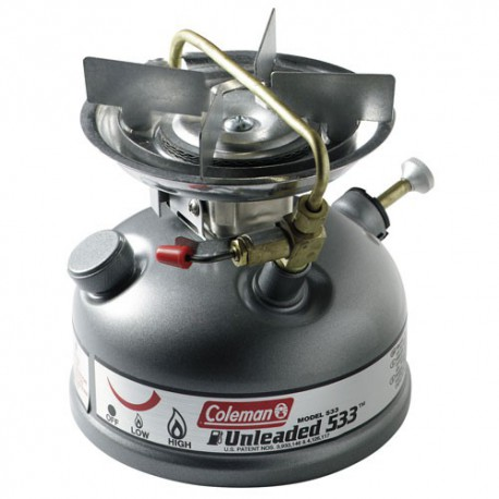 Unleaded Single Burner Sportster Stove By Coleman