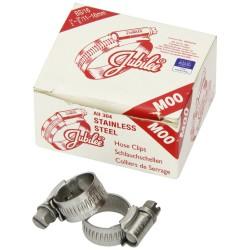 Jubilee M00 11-16mm Hose Clips