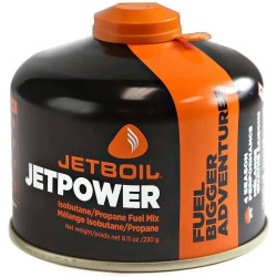 Jetboil Jetpower Fuel Gas Cartridge - 230g