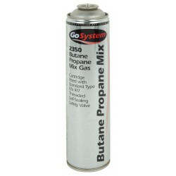 GoSystem 350g Butane/Propane Mix Gas Cartridge