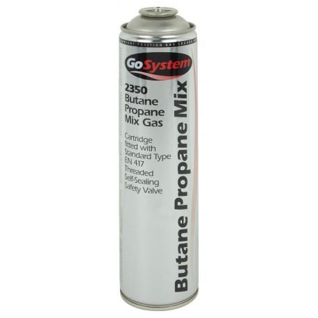 GoSystem 350g Butane/Propane Mix Gas Cartridge