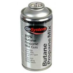 GoSystem 170g Butane/Propane Mix Gas Cartridge