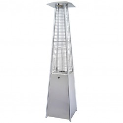 Tahiti II 13kw Flame Tower Patio Heater