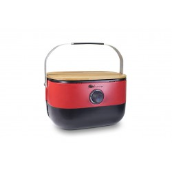 Sahara Portable Mini BBQ - Red