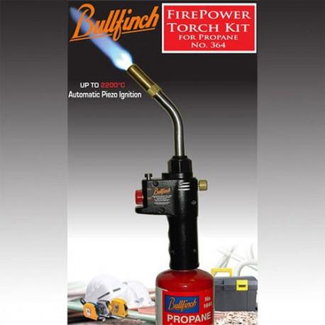 Bullfinch Firepower Torch Kit