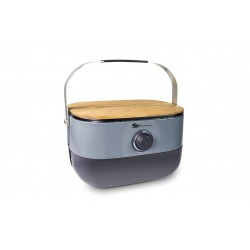 Sahara Portable Mini BBQ - Grey