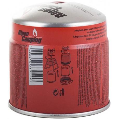 190g Pierceable Gas Cartridge