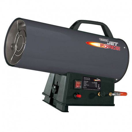 Draper Tools 15KW Propane Jet Force Space Heater