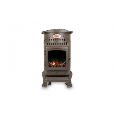 Honey Glow Brown Calor Gas Provence Heater