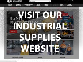TGS Industrial Supplies Website