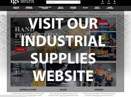 TGS Industrial Supplies Website