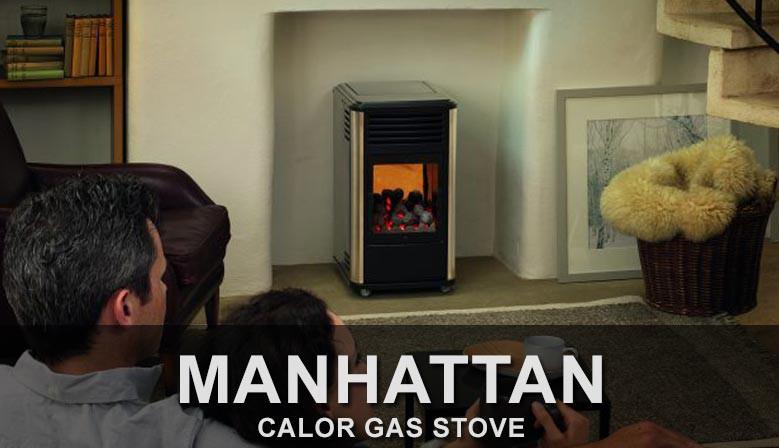 Manhattan Calor Gas Stove