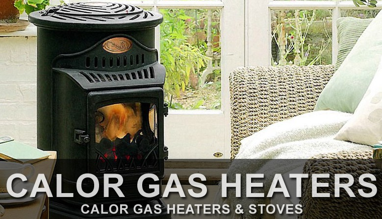 Calor Gas Heaters & Stoves