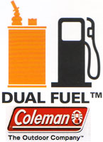 Picture of Coleman Dual Fuel Logo
